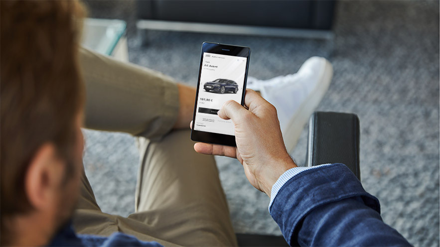 Audi on demand app